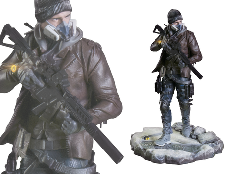 (IN STOCK) UbiCollectibles - Tom Clancy's The Division - SHD Agent