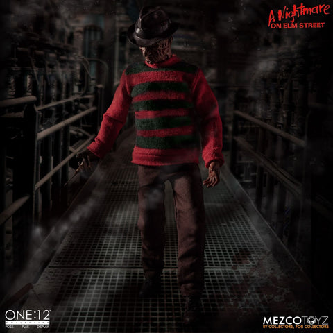 Mezco - One:12 Collective - A Nightmare on Elm Street - Freddy Krueger