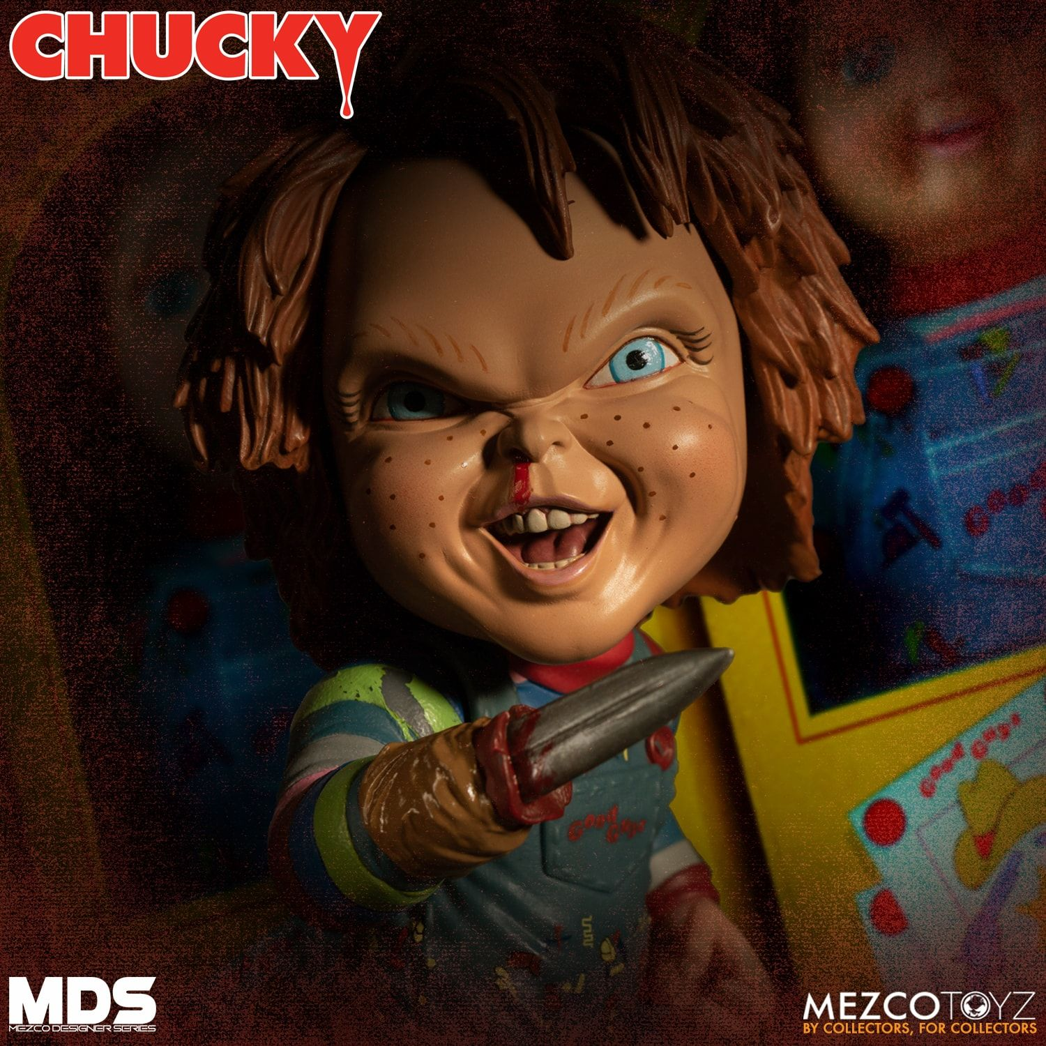 Mezco - Designer Series - Child's Play - Deluxe Chucky