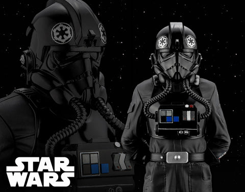 Kotobukiya - ARTFX+ - Star Wars: A New Hope - TIE Fighter Pilot (1/10 Scale)