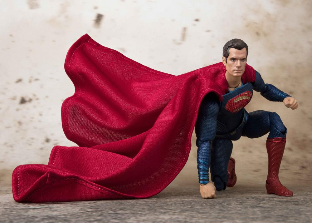 S.H.Figuarts - Justice League - Superman (TamashiiWeb Exclusive)