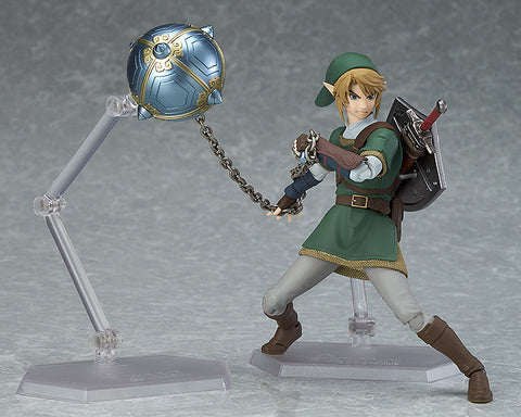 figma - 320 - The Legend of Zelda: Twilight Princess - Link (DX Ver.) (Reissue)