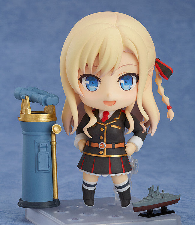 Nendoroid - 693 - High School Fleet - Wilhelmina - Marvelous Toys - 1