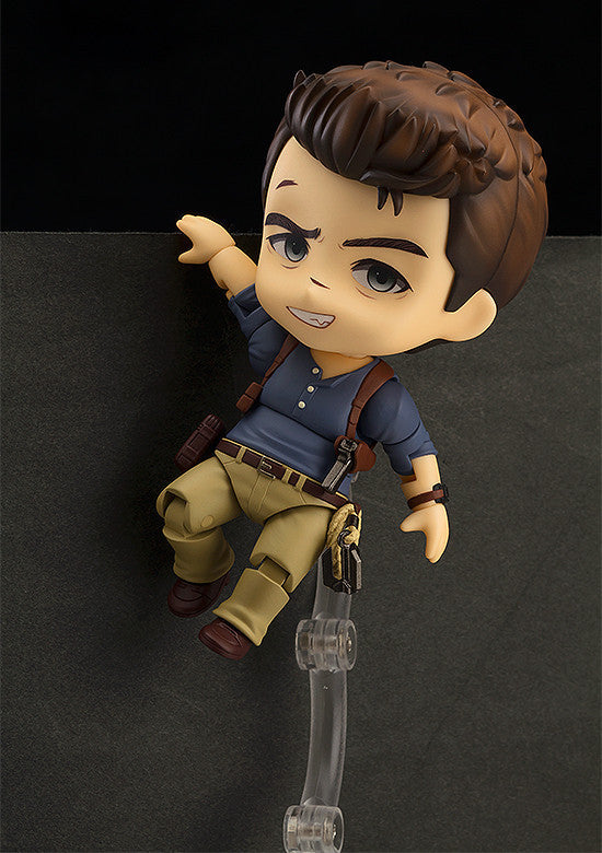 Nendoroid - 698 - Uncharted 4: A Thief's End - Nathan Drake (Adventure Edition) - Marvelous Toys - 1