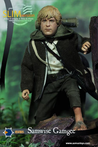 Asmus Toys - Lord of The Rings: Heroes of Middle-Earth - Samwise Gamgee (Slim Version)