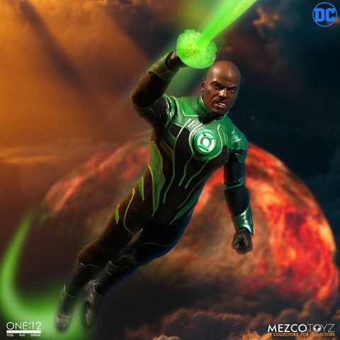 Mezco - One:12 Collective - DC Comics - John Stewart Green Lantern