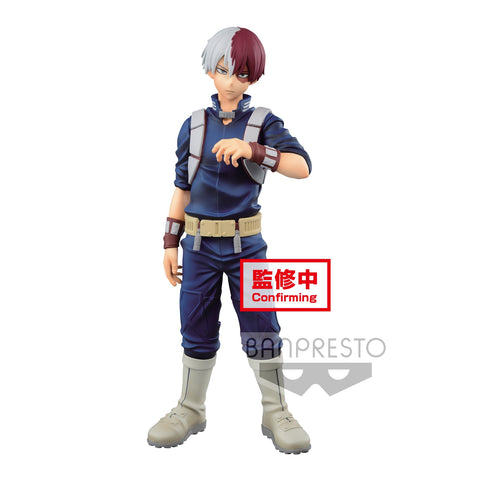Banpresto - My Hero Academia - Age of Heroes Vol. 4 - Shoto Todoroki