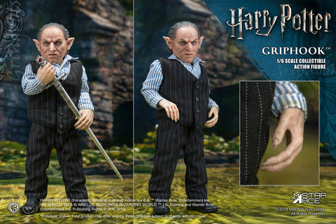 Star Ace Toys - Harry Potter and the Deathly Hallows - Griphook (Banker) (1/6 Scale)