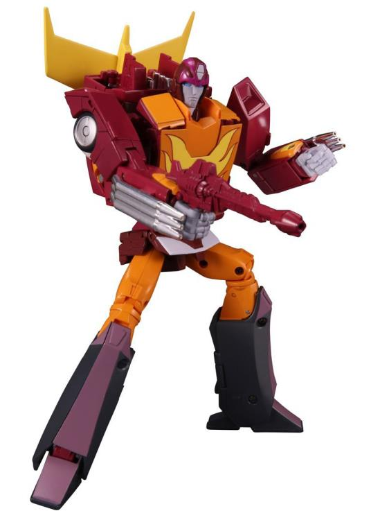 TakaraTomy - Transformers Masterpiece MP-40 - Targetmaster Hot Rodimus