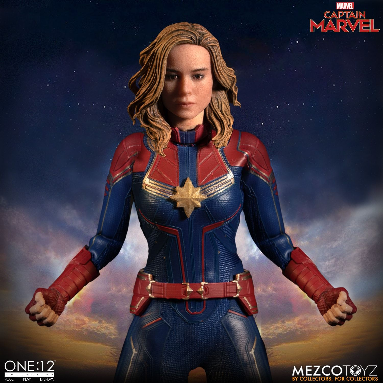 Mezco - One:12 Collective - Captain Marvel - Captain Marvel