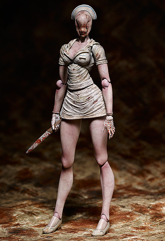 figma - SP-061 - Silent Hill 2 - Bubble Head Nurse (Reissue)
