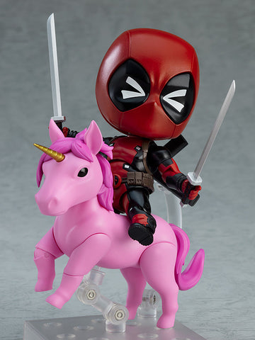 Nendoroid - 662-DX - Deadpool - Deadpool (DX Ver.)
