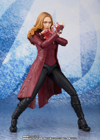 S.H.Figuarts - Avengers: Infinity War - Scarlet Witch (TamashiiWeb Exclusive)