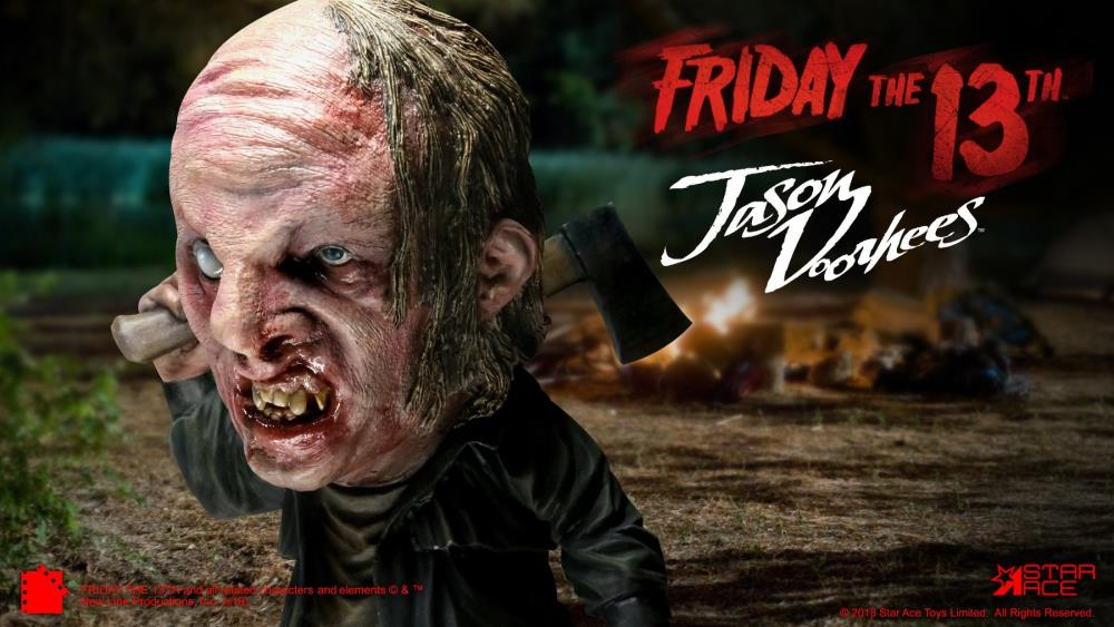Star Ace Toys - Deform Real Series - Friday the 13th - Jason Voorhees