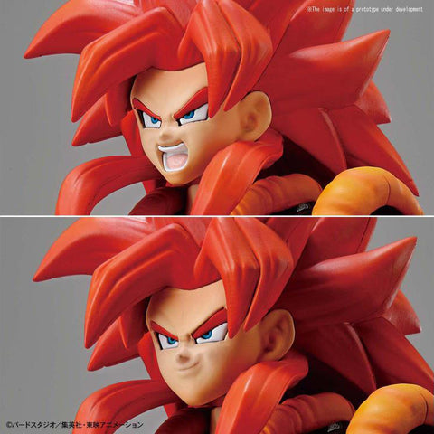 Bandai - Figure-rise - Dragon Ball GT - Super Saiyan 4 Gogeta Model Kit