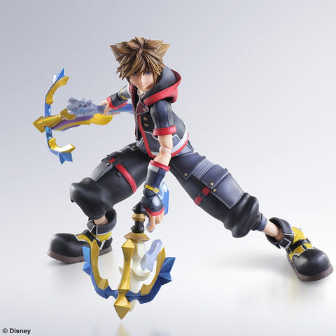 Play Arts Kai - Kingdom Hearts III - Sora - Marvelous Toys - 2
