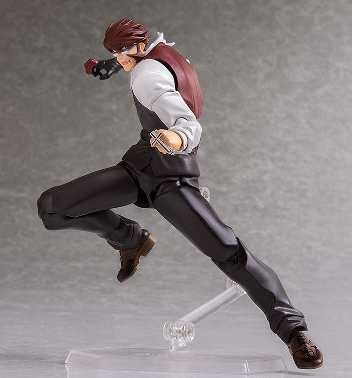 figma - 379 - Blood Blockade Battlefront & Beyond - Klaus V Reinherz