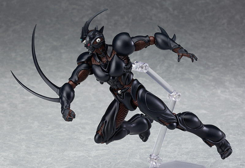 Figma - 333 - Guyver: The Bioboosted Armor - Guyver III - Marvelous Toys - 5