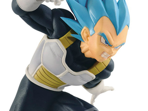 Banpresto - Dragon Ball Super the Movie - Ultimate Soldiers Vol. 3 - Super Saiyan Blue Vegeta