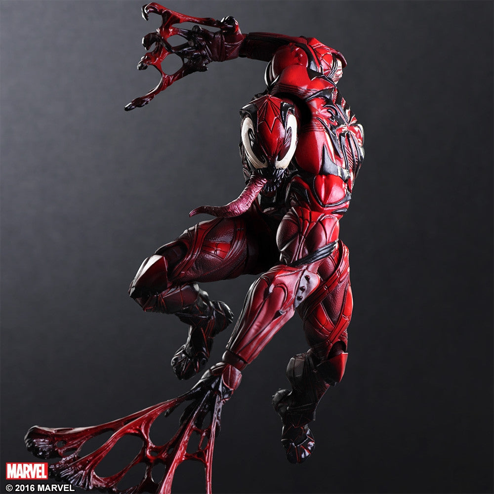 (IN STOCK) Play Arts Kai - Marvel Universe Variant - Venom (Limited Color Ver.) - Marvelous Toys - 1