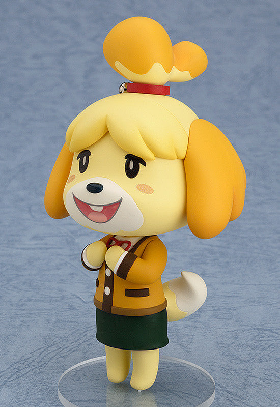 Nendoroid - 386 - Animal Crossing: New Leaf - Shizue (Isabelle) (Winter Ver.) (Reissue)