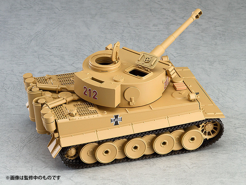 Nendoroid More - Girls und Panzer - Tiger I - Marvelous Toys - 2