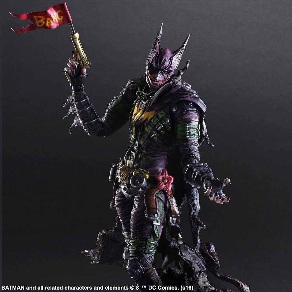 Play Arts Kai - DC Comics - Batman: Rogues Gallery Variant - Joker - Marvelous Toys - 4