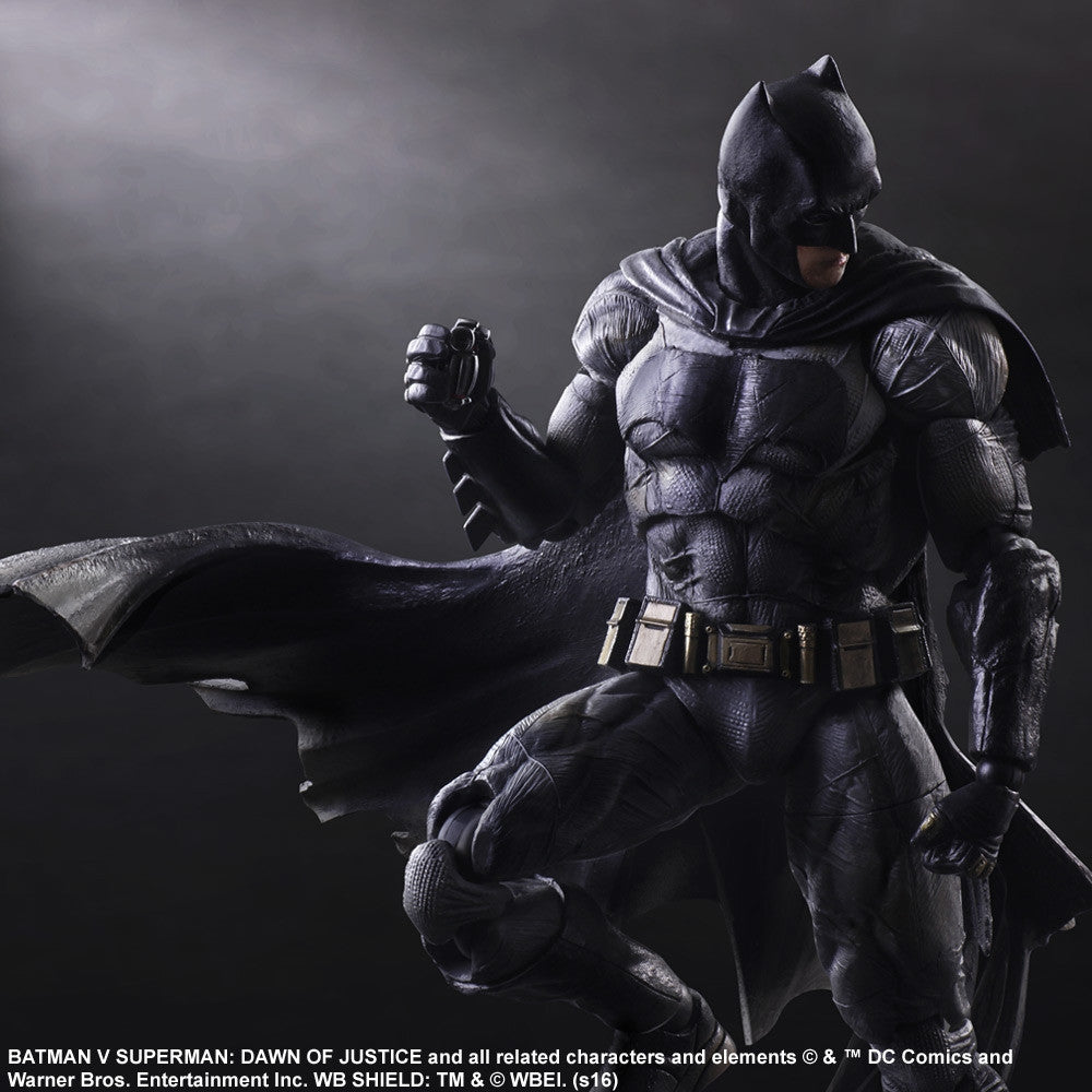 (IN STOCK) Play Arts Kai - Batman v Superman: Dawn Of Justice - Batman - Marvelous Toys - 3