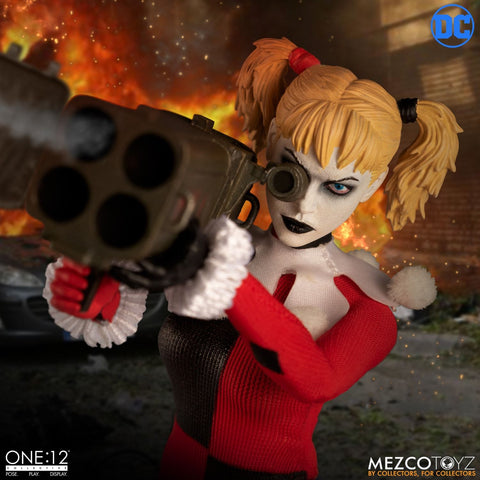 Mezco - One:12 Collective - DC - Harley Quinn