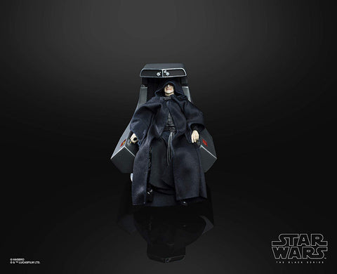 Hasbro - Star Wars: The Black Series - Emperor Palpatine and Throne