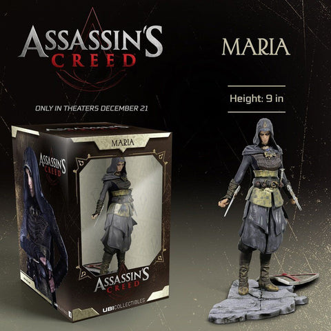 (IN STOCK) UbiCollectibles - Assassin's Creed - Movie Collection - Maria