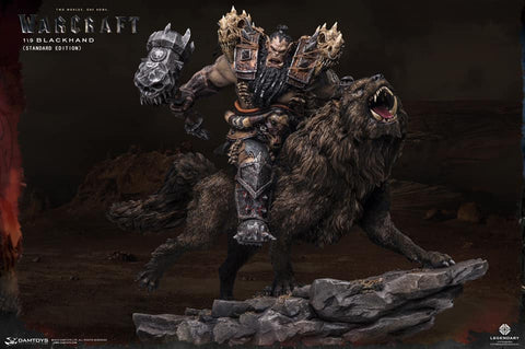 Damtoys - Epic Series - Warcraft - Blackhand (1/9 Scale) (Standard)