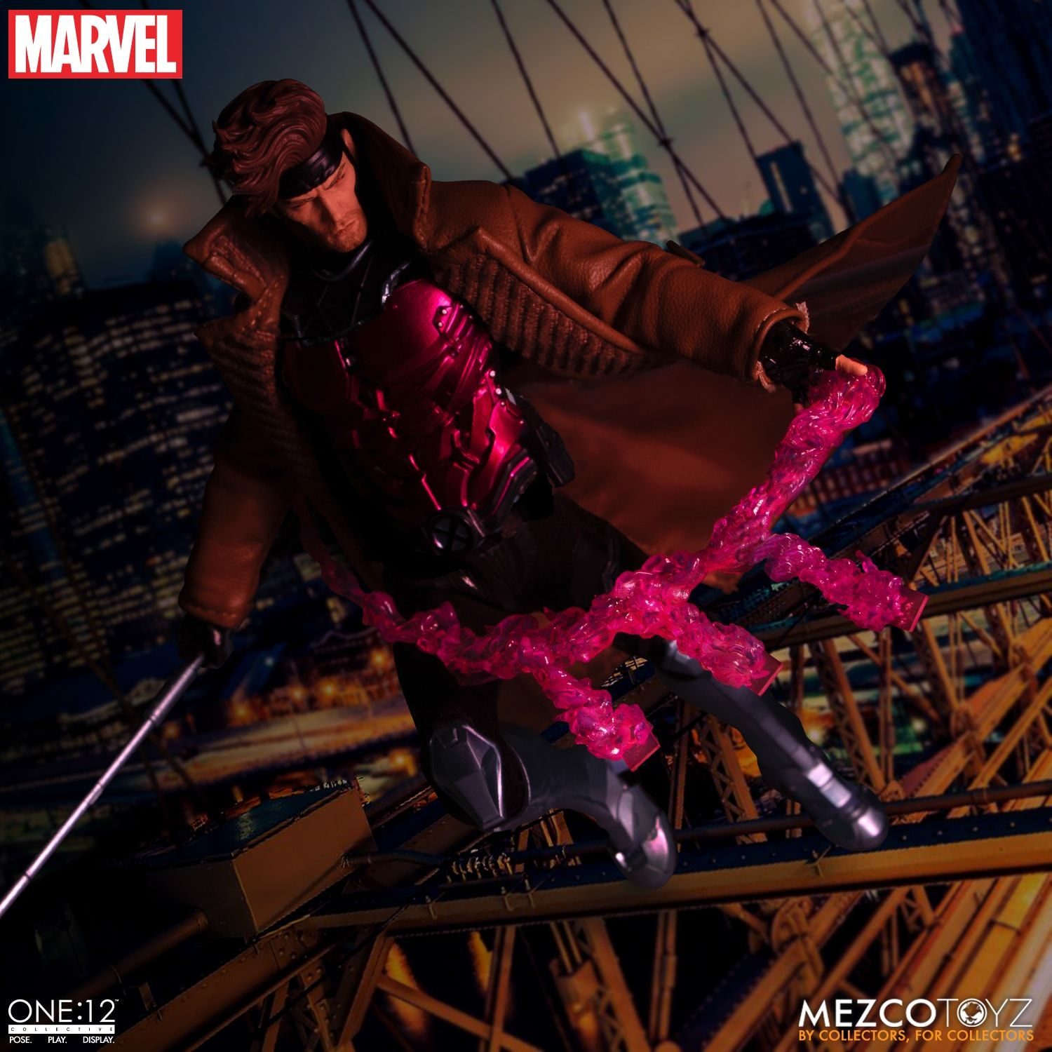 Mezco - One:12 Collcective - Marvel's X-Men - Gambit