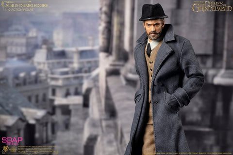 Soap Studio - Fantastic Beasts: The Crimes of Grindelwald - Albus Dumbledore (1/12 Scale)
