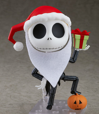 Nendoroid - 1011 - The Nightmare Before Christmas - Jack Skellington (Reissue)