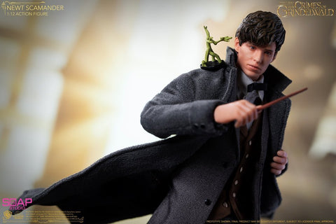 Soap Studio - Fantastic Beasts: The Crimes of Grindelwald - Newt Scamander (1/12 Scale)