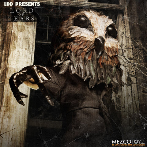Mezco - Living Dead Dolls - Lord of Tears - The Owlman