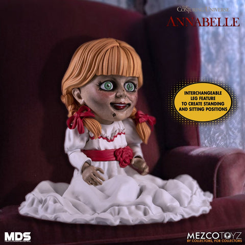 Mezco - Designer Series - The Conjuring Universe - Annabelle Comes Home - Annabelle