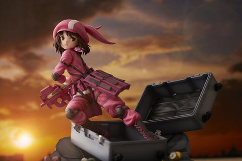 Aniplex+ - Sword Art Online Alternative: Gun Gale Online - LLENN ~Sudden Attack~ (1/7 Scale)