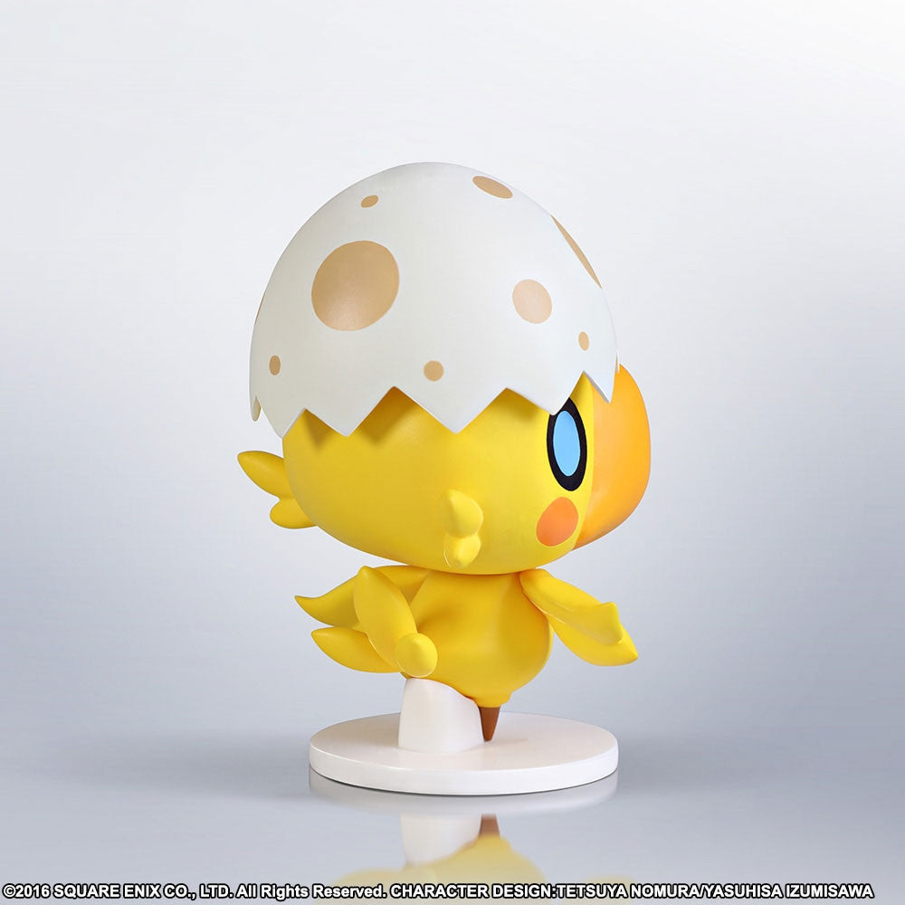 Static Arts Mini - World of Final Fantasy - Chocochick - Marvelous Toys - 3