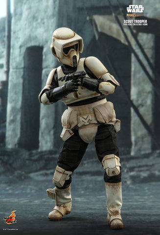 Hot Toys - TMS016 - Star Wars: The Mandalorian - Scout Trooper
