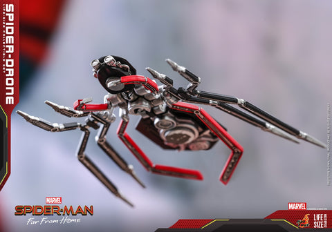 Hot Toys - LMS011 - Spider-Man: Far From Home - Spider-Drone (Life-Size)