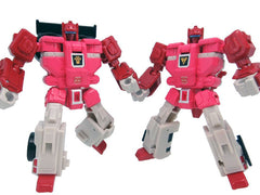 TakaraTomy - Transformers Legends LG58 - Autobot Clones Fastlane & Cloudraker