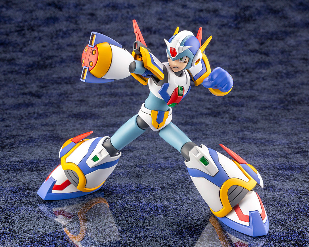 Kotobukiya - Rockman (Mega Man) X Force Armor Model Kit (1/12 Scale)