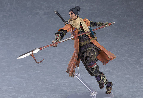 figma - 483-DX - Sekiro: Shadows Die Twice - Sekiro (DX Edition)