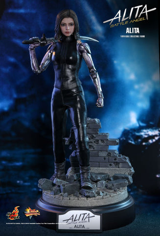 (IN STOCK) Hot Toys - MMS520 - Alita: Battle Angel - Alita