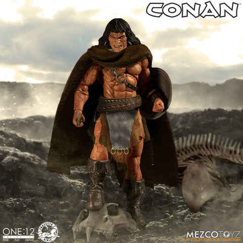 Mezco - One:12 Collective - Conan The Barbarian