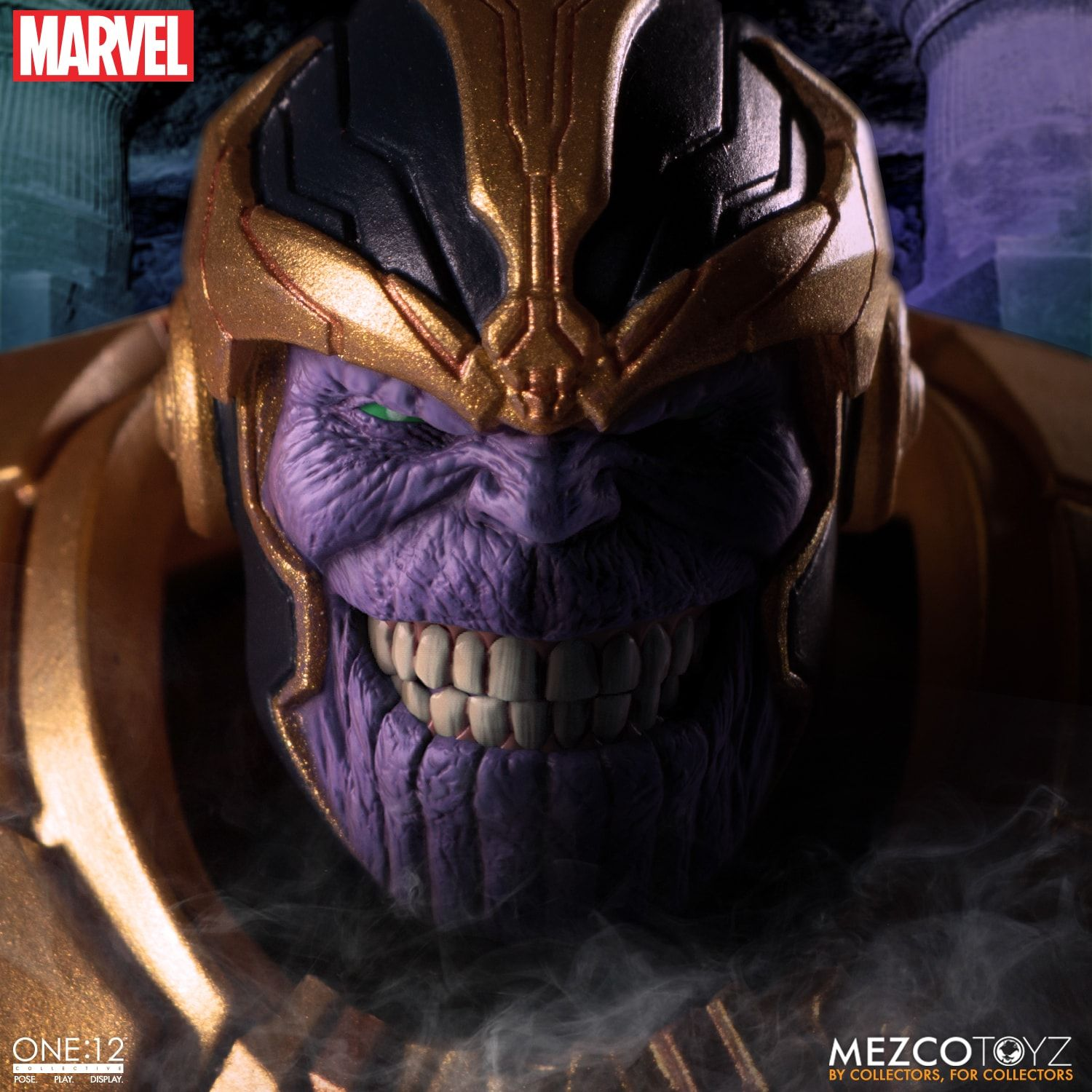 Mezco - One:12 Collective - Marvel - Thanos