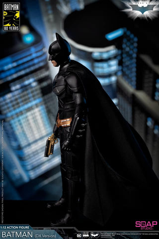 Soap Studio - The Dark Knight Trilogy - Batman (DX Edition) (1/12 Scale)