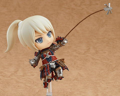 Nendoroid - 993-DX - Monster Hunter: World - Hunter (Female Rathalos Armor Edition DX Ver.)